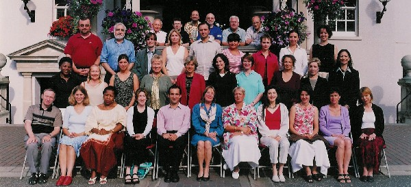 2002 CCIC Family photo