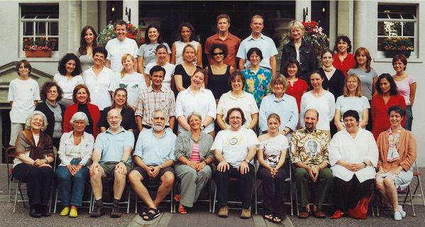 2004 CCIC Family photo